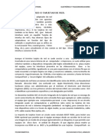 Informe 3_interfaces de Red o Tarjetas de Red