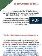 Protocolos de Comunicacao 2013-2