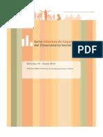 Observatorio Social (2011) - El Gasto Público Social en Argentina por grupos etáreos