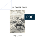 Dale Recipe Book