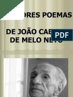 Melhores Poemas de Joao Cabral de Melo Neto
