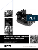 P1-PD 18cc-140cc Service Manual