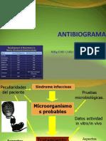 El Antibiograma HNERM 2014