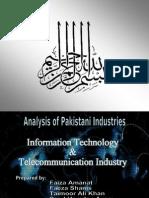 IT & Telecom Industry