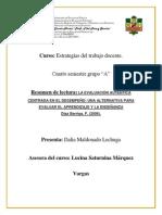 LA EVALUACIÓN AUTÉNTICA CENTRADA EN EL DESEMPEÑO.docx