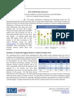 Jegi 1h 2014 m&a Report