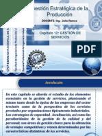 Gestion de Servicios- Capitulo 12