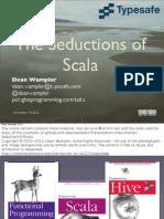 Seductions of Scala