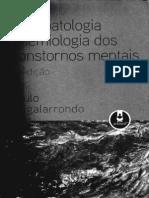 Paulo Dalgalarrondo Dependencia Quimica