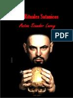 Anton Lavey-Los Rituales Satanicos- Idioma Español