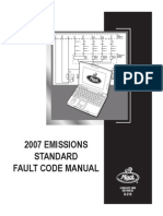 EOBD Fault Codes | Security Technology | Transport Economics