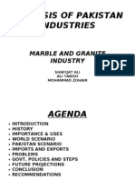 Marble & Granite Industry