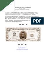 Dolarul si leul greu
