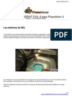 Guia Trucoteca Resident Evil 6 Playstation 3