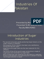 Sugar Industries of Pakistan