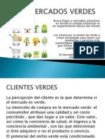 Mercados Verdes