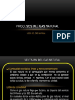 6 Usos Del Gas Natural 2014