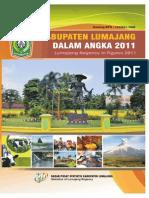 Kabupaten Lumajang Dalam Angka 2011