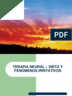 Terapia Neural– Dieta y Fenomenos Irritativos