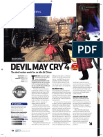 PC Zone - Issue 197 - Devil May Cry 4 Review