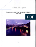 Report into the Catholic Archdiocese of Dublin July 2009