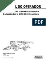 Manual Do Operador - Colhedora New Holland - CR 9060 E CR9080