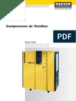 Compresores Csd