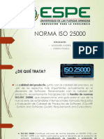NORMA ISO 25000-9126