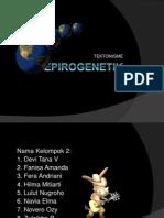 TEKTONISME- epirogenetik