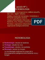 1 MICROBIOLOGIA