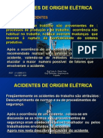 Cap 13 Acidentes de Origem Eletrica