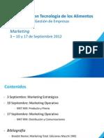 Marketing Estratégico_Segmentación, Targeting y Posic