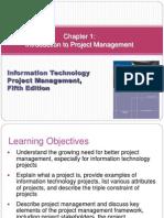 Konsep Dasar Manajemen Proyek