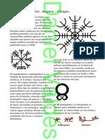 Iceland Magic Symbols
