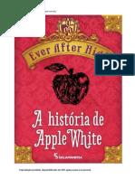 A Historia de Apple White