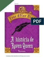 A Historia de Raven Queen
