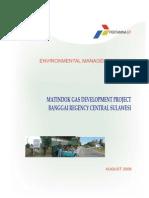 1 1 2 Environmental Management Plan PPGM