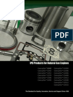 IPD Natural Gas Engine Parts List