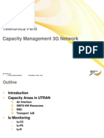 Capacity Management 3G Network NOKIA