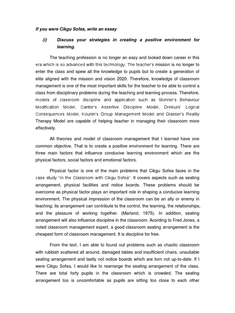 Swot Analysis Essay Example  Essay Literacy also How To Write Contrast Essay Essay  Classroom Management  Reinforcement Writing Expository Essay
