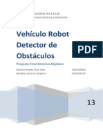 Informe Carro Robot