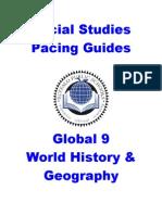 ss grade 9 pacing guide