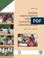 Lectura 6 Manual Diseño Participativo de Estrategias de Comunicación