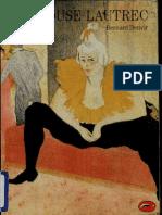Toulouse-Lautrec by Bernard Denvir (Art eBook)