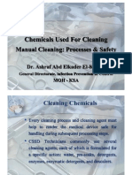 Chemicals Used for Cleaning & Manual Cleaning Processes - FINAL 2