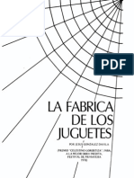 Jesús González Dávila - La Fábrica de Los Juguetes