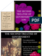 The Second Treatise of Government by Jhon Locke