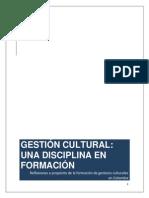 Libro de Gestión Cultural 2010