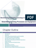Sheet Metal Processes