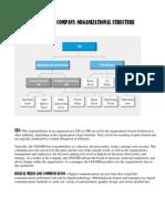 Samsung Company Organizational Structure